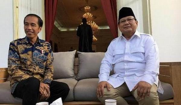 Presidential Threshold Ditolak, Jokowi-Prabowo Tanding Ulang pada 2019
