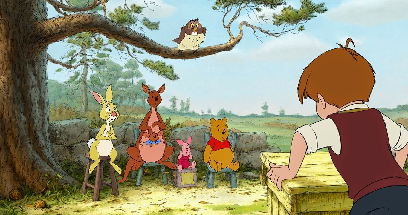 Town Bans Winnie the Pooh for Being Half-Naked