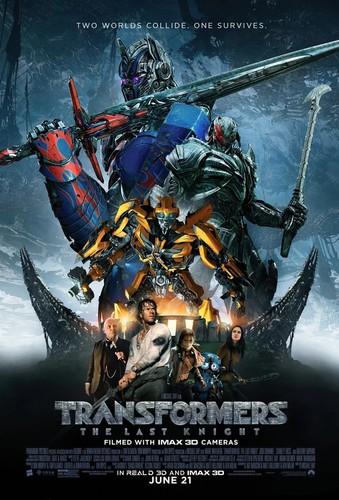 Transformers: El último caballero (2017) [1080p – Latino] [Acción]