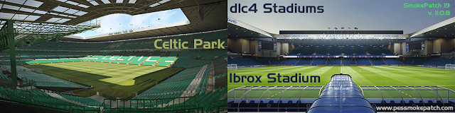 Dlc 4.0 stadiums previews