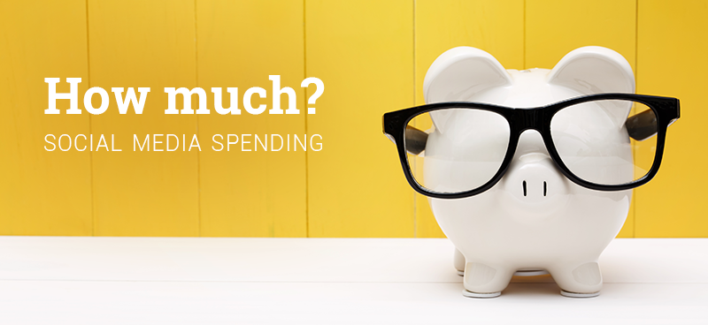 How much should you spend on social media marketing?