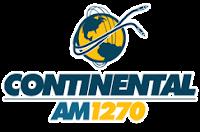 Rádio Continental AM de Curitiba ao vivo