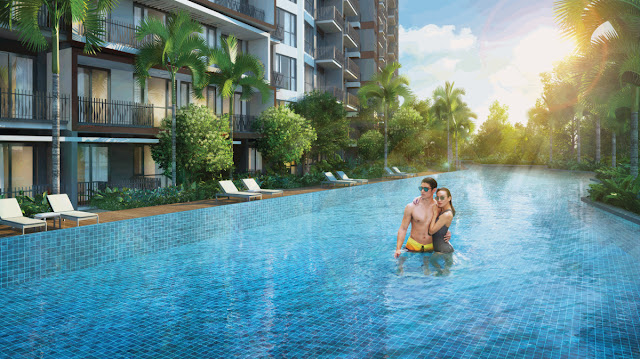 Forestwood Residences Pool