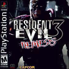 Resident Evil 3: Nemesis (BR) [ Ps1 ]