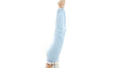 how to practice sarvangasana  yoga for health