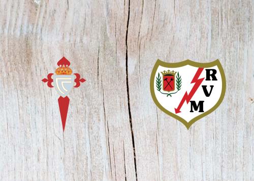 Celta Vigo vs Rayo Vallecano - Highlights 18 May 2019