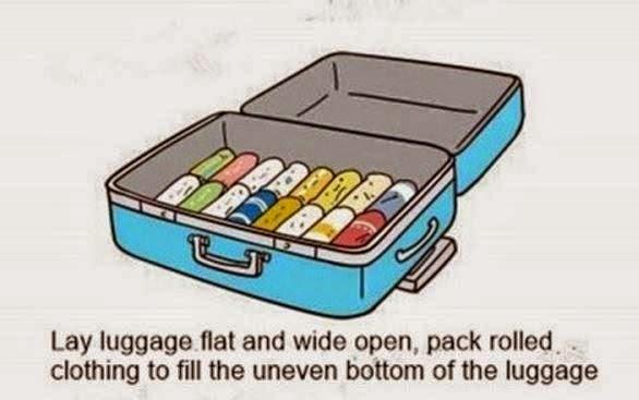 tips membawa barang