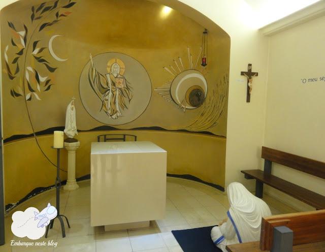 Exposição Madre Tereza de Calcutá, São Paulo, SP