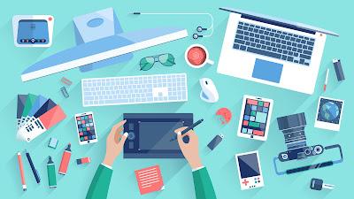 tips mudah memulai bisnis online desain grafis