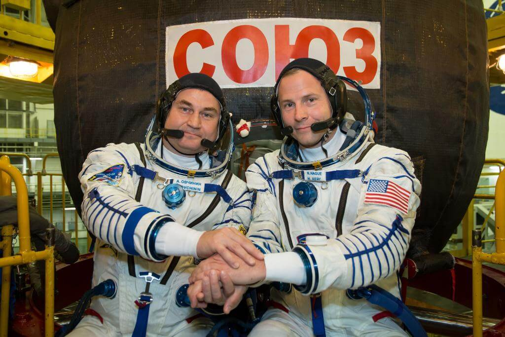 Two Astronauts From The US, Russia Were Safe After Emergency Landing
