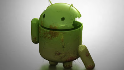 Android sistema más vulnerable