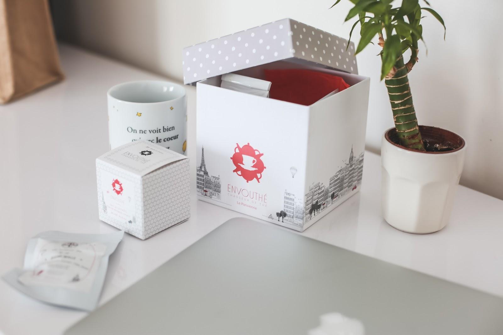 Box Envouthé La Parisienne