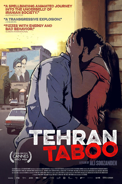 Tehran Taboo (2017) ταινιες online seires xrysoi greek subs