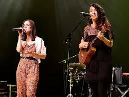 Marisa Monte e Julieta Venegas cantam tema de Thomaz e Heloísa