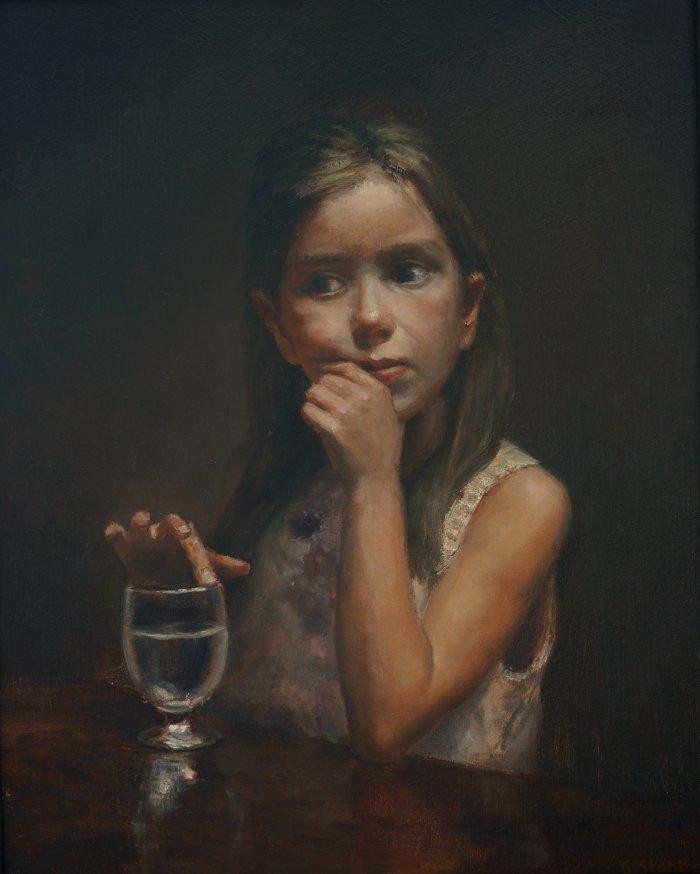 Норвежский художник. Geir Stahl