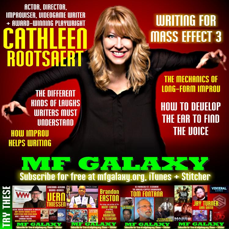 Cathleen Rootsaert On Writing M Effect Three Dead Trolls In A Baggie Mf Galaxy 075