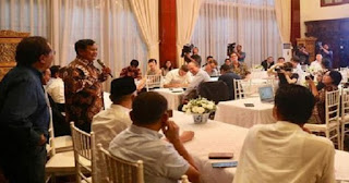 Di Hadapan Media Asing, Prabowo: Kali ini Saya Tidak akan Menerima Pemilu Curang