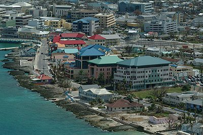 George Town, Capital das Ilhas de Cayman
