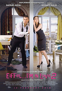 Download Film Eiffel I'm In Love 2 (2018) Subtitle Indonesia