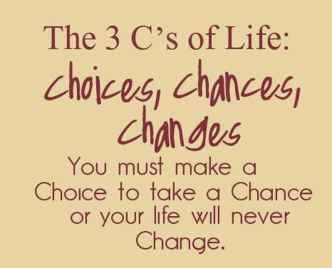 Ernie Chens Blog Decisions And Choices We Make In Life