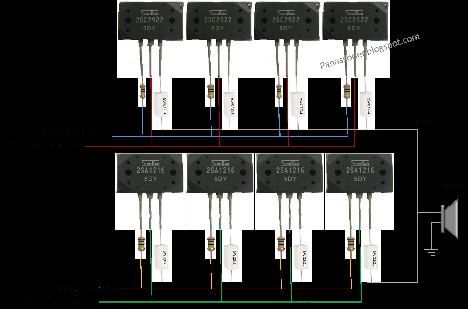 Image Result For Fungsi Resistor Kapur Pada Amplifier