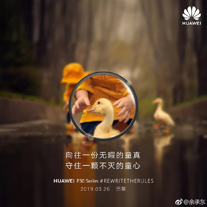 Huawei Pamer Kemampuan Super Zoom Kamera P30 Pro