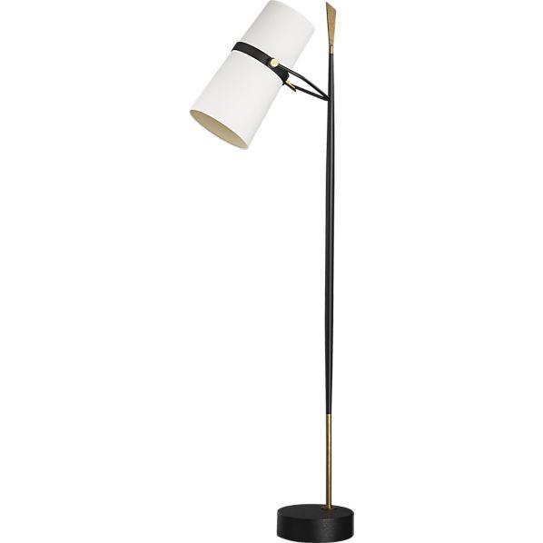 Copy Cat Chic: Arteriors Yasmin Floor Lamp on Riston Floor Lamp  id=71106