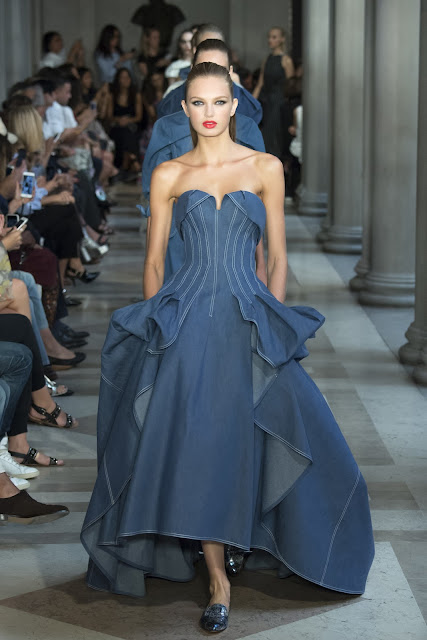 carolina herrera spring 2017 |  fashion runway womens