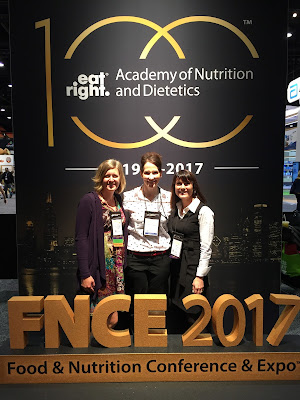 FNCE 2017 Chicago with Jen Haugen and Lynn Dugan