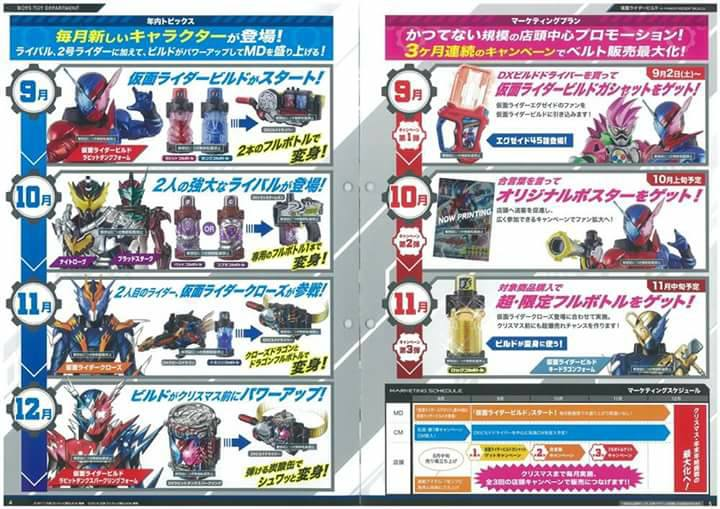 Kamen Rider Build Updates: Kamen Rider' appearances and Kamen ...