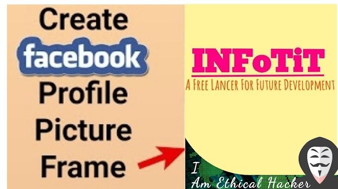 Facebook profile picture frame kase banaye फेसबुक पर खुद का फोटो फ्रेम कैसे लगायें