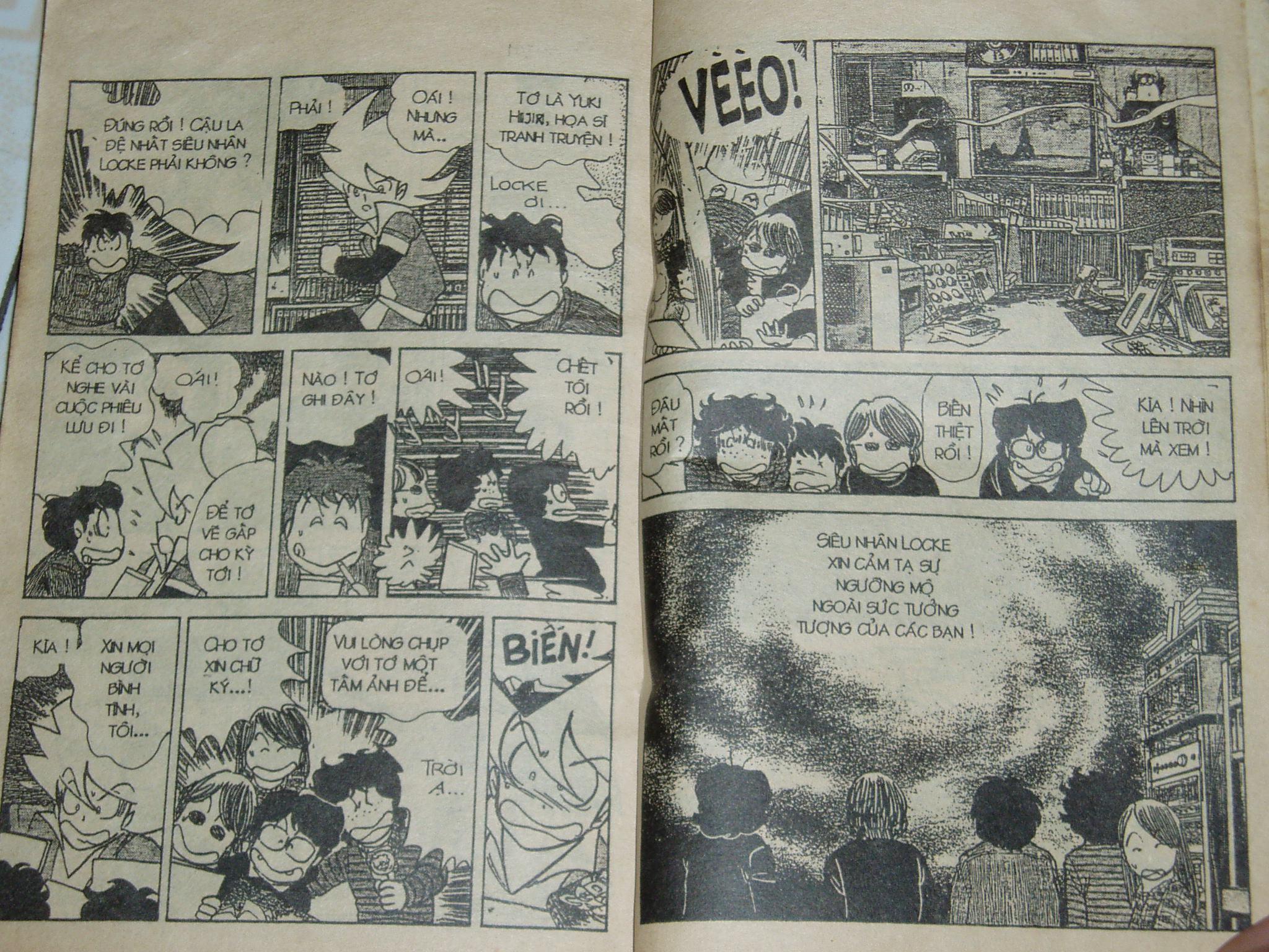 Siêu nhân Locke vol 18 trang 76