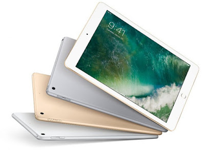 Apple iPad 9.7-inch (2017) Launched :Release Date ,Specs,Price in India