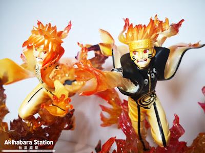Figuarts ZERO Minato Namikaze 絆 kizuna (Relation) de Naruto Shippuden - Tamashii Nations