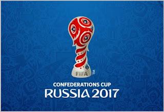 Pembagian Grup Piala Konfederasi 2017 Rusia