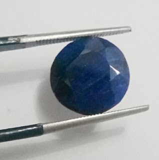Blue Neelum Gemstone