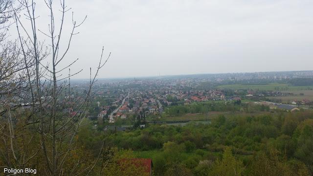 Tarnów, widok, miasto
