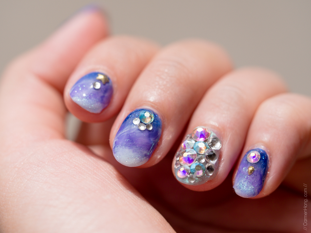 Review : Mesmerizing Japanese Gel Manicure At Enchanted Siblings ...