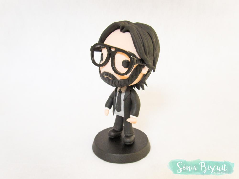 Sonia Biscuit, Biscuit, Toy, La Casa de Papel, Tokio, The Professor, Chibi