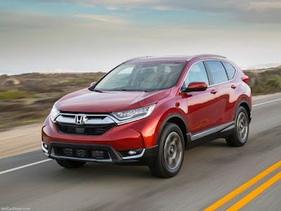 Honda CR-V 2018 ReDesign, Review, Specs, Price