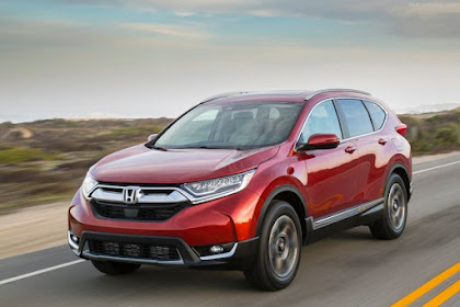 Honda CR-V 2018 ReDesign, Review, Specs, Price