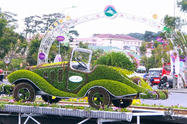 Festival Hoa Đà Lạt