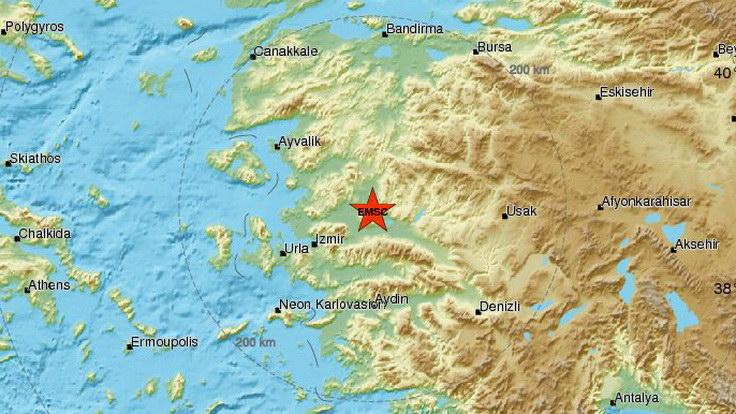 Σεισμός 5 Ρίχτερ στη Σμύρνη