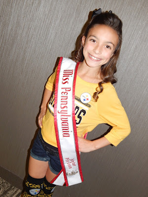 Miss pennsylvania junior teen