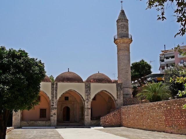 meczet Kreta Grecja co zobaczyć?