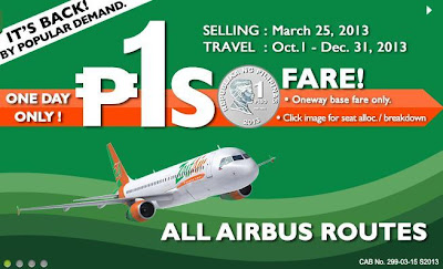 piso fare promo, domestic flight promo, zest air piso fare promo, 1 fare, piso fare promo 2013