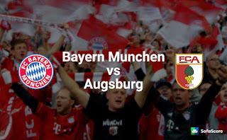 بث مباشر مباراة بايرن ميونيخ و أوجسبورج مباشر اليوم في الدوري الألماني
