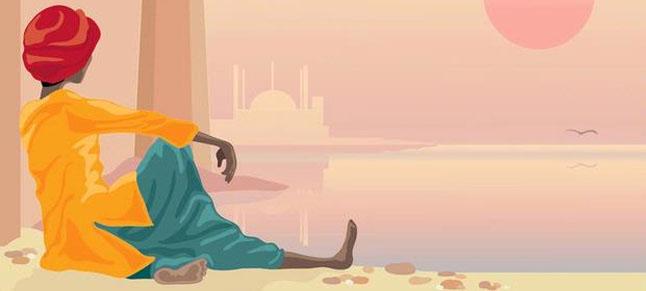 Nabi Palsu dari Maluku Illustrasi