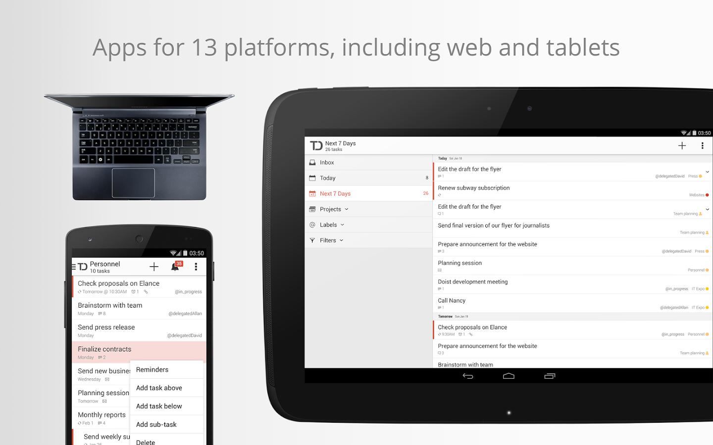 Todoist-To-Do-List,-Task-List-Premium-v7.1.1-Screenshot-APK-apkfly.com