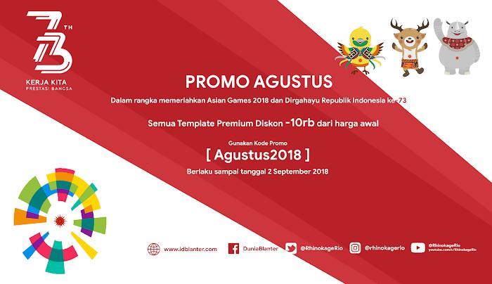 Promo Agustus